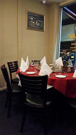 Utsav Indian Restaurant: Inside Utsav