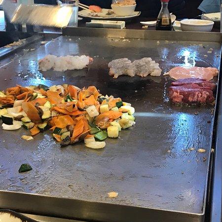 Foto de Jenpachi Japanese Steak House