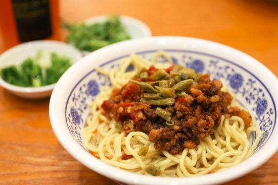 Dan Dan Noodles Are Traditionally Made And Full Of Taste Straight Out Of Old Chengdu Picture Of The Sichuan Kitchen Christchurch Tripadvisor