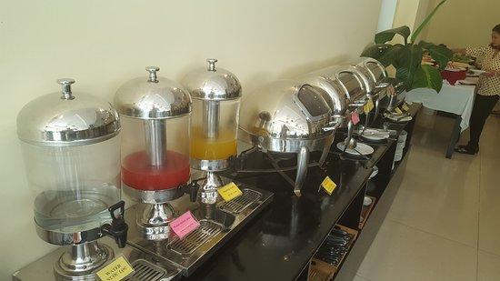 Hoi An Rose Garden Hotel: Breakfast