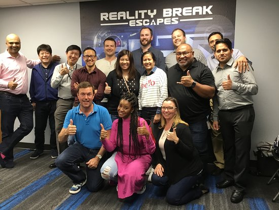 Bellevue, WA: We love team events!