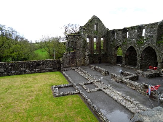 Jerpoint Park: Jerpoint Abbey ruins