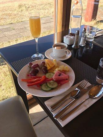 Hotel Ranga: from the breakfast buffet