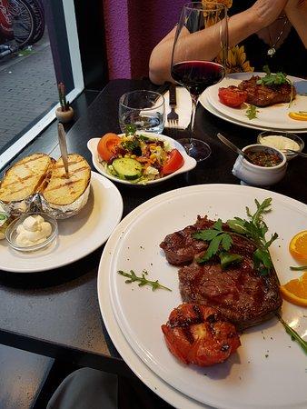 Carne Argentina: een compleet overheerlijk diner en niet duur