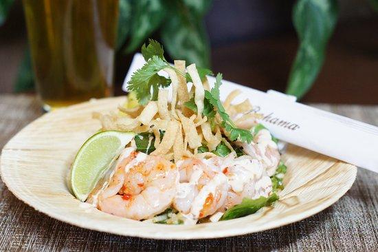 Tommy Bahama Marlin Bar: Thai Shrimp Bowl