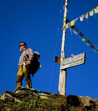 Himalayan Friendly Treks: Ram - the best guide ever!