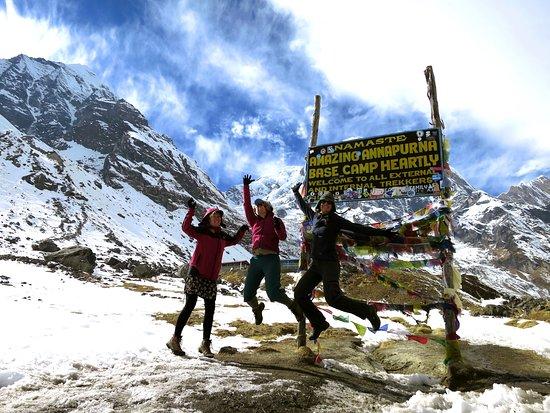 Himalayan Friendly Treks: ABC