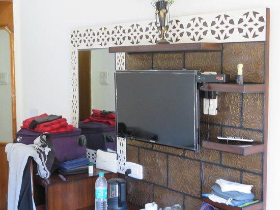 Hotel Dalhousie Heights: ROOM ACCESSORIES