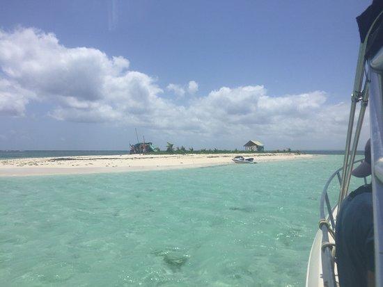 Tarzan Excursion Guadeloupe: îlet Caret (ce qu'il en reste)