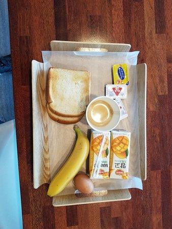MS Hotel: Breakfast