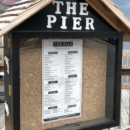 The Pier Restaurant: The Pier