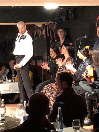 Tablao Flamenco Las Carboneras: Excellent performance!