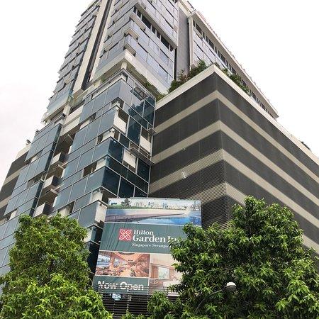 Hilton Garden Inn Singapore Serangoon照片