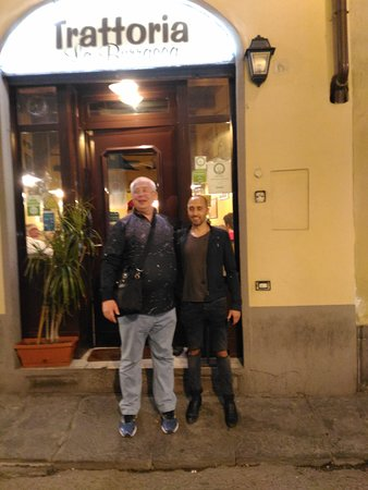 La Burrasca: наш итальянский друг, показавший нам это чудное место