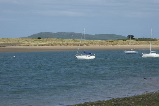 Malahide Beach: Seaside