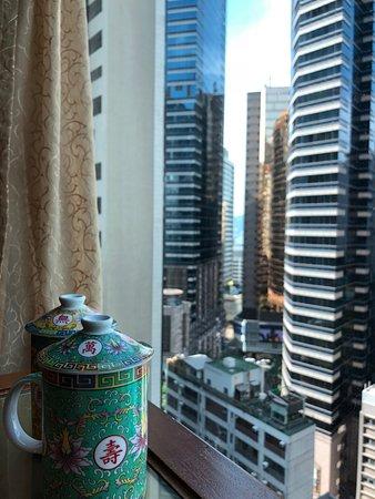 โรงแรม หลานไกวฟง: View from room at Lan Kwai Fong Hotel