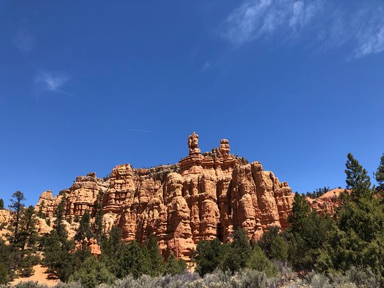 Bryce Canyon National Park: Views from HWY 12