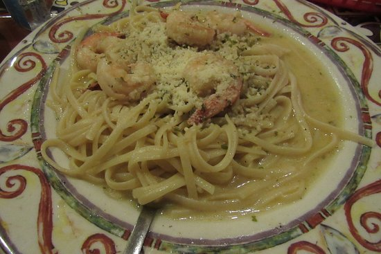 Frenki's Capriccio: My tasty shrimp scampi
