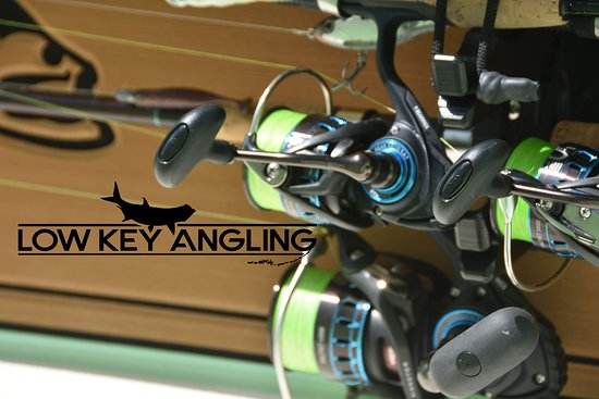 Low Key Angling: Spinning reels by Daiwa