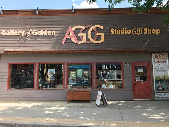 Art Gallery of Golden: Exterior