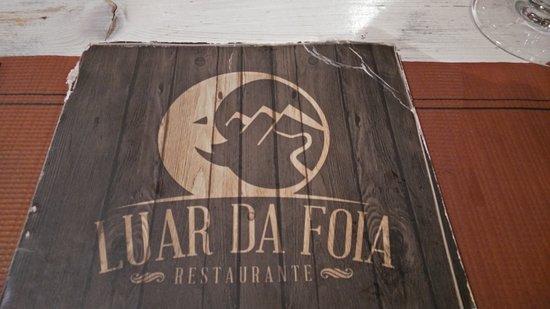 Restaurante O Luar da Foia: Luar da Fóia