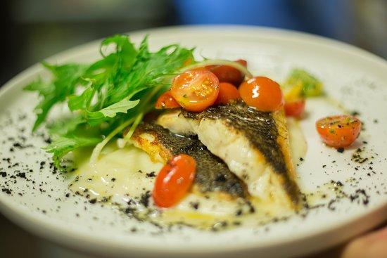 I Maccheroni: Market Fish