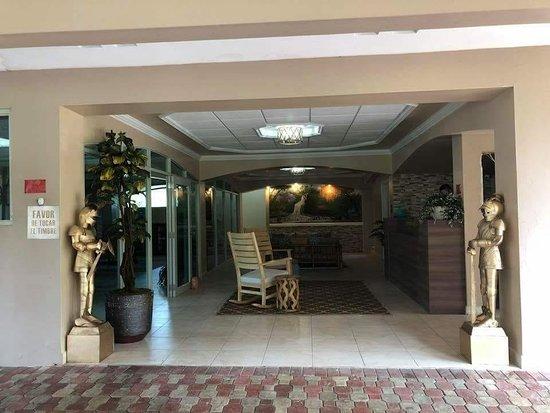 San Sebastian, Puerto Rico: Hotel El Castillo