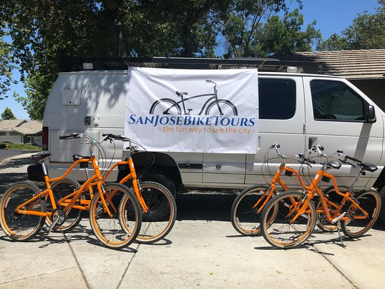 San Jose Bike Tours