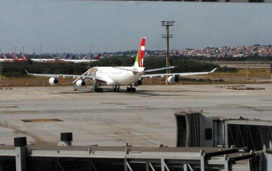 TAP Air Portugal: O Avião