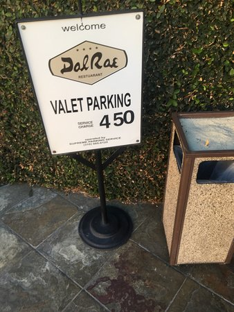 Dal Rae: No free parking