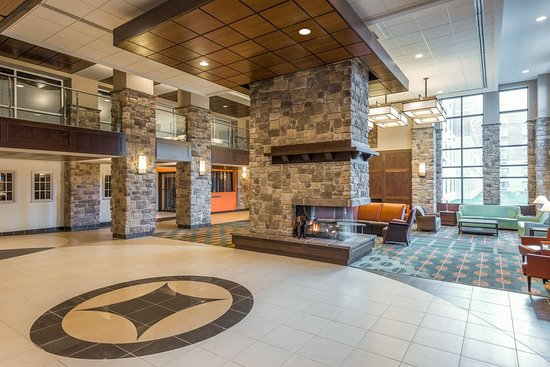 Fort Lee, VA: Lobby