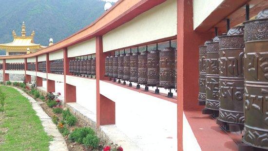 Norphel Retreat: Monestary