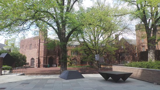 Yale University Art Gallery: interior