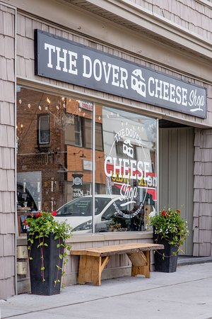 Welcome to The Dover Cheese Shop