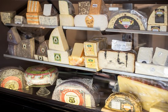 Dover Cheese Shop: 70+ cheeses from Canada and around the world