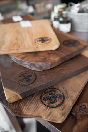 Dover Cheese Shop: Handmade gifts