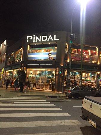 Pindal: Frente del Local- Villa Urquiza- Bs.As. 2018.