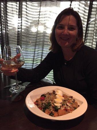 White Oaks Conference Resort & Spa: Lovely dinner