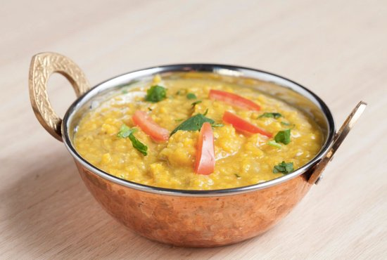 All India Cafe : Dall- Lentils