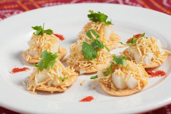 All India Cafe : Sev Puri
