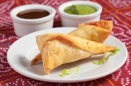 All India Cafe : Samosas- Most popular indian appetizer