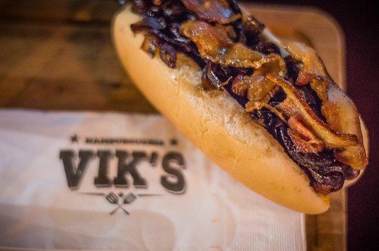 Vik's Burger: Hot Dog especiais