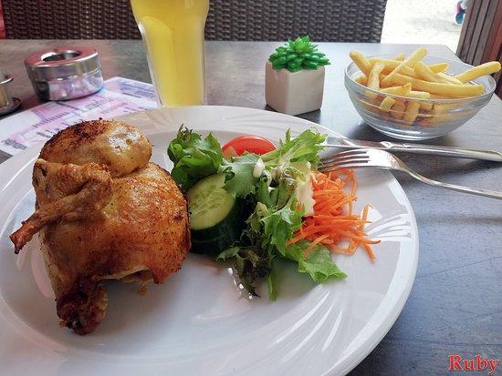 Brasserie Vivaldi: Restaurant Vivaldi, Brujas, Bélgica… cocina tradicional y con precios razonables