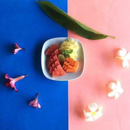 Villa L'Orange Bali: Breakfast Menu