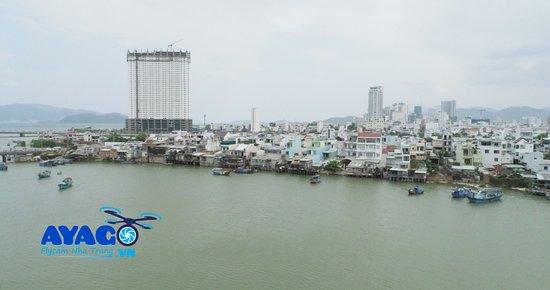 Team Building Nha Trang : cho thue flycam nha trang