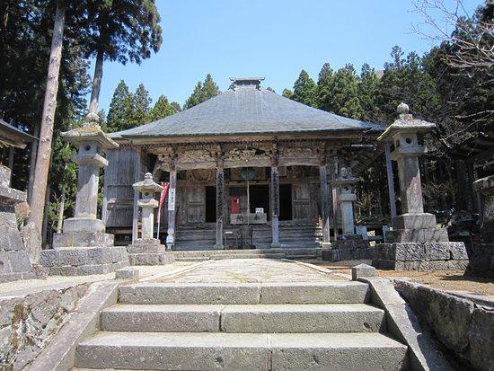 Tomiyama Bato Kannon: 11本堂