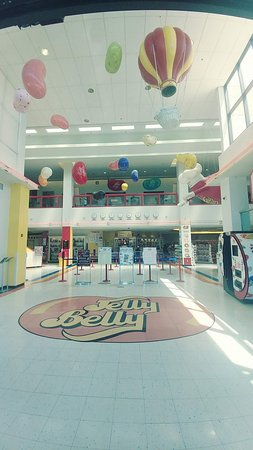 Jelly Belly Factory Tour ภาพถ่าย