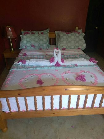 Mirebalais, Гаити: Hotel Le Mirage