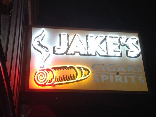 Jake's Cigars & Spirits