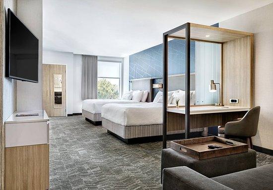 Del City, OK : Guest room